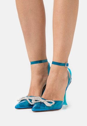 BEAUTY - Klassiske pumps - blue