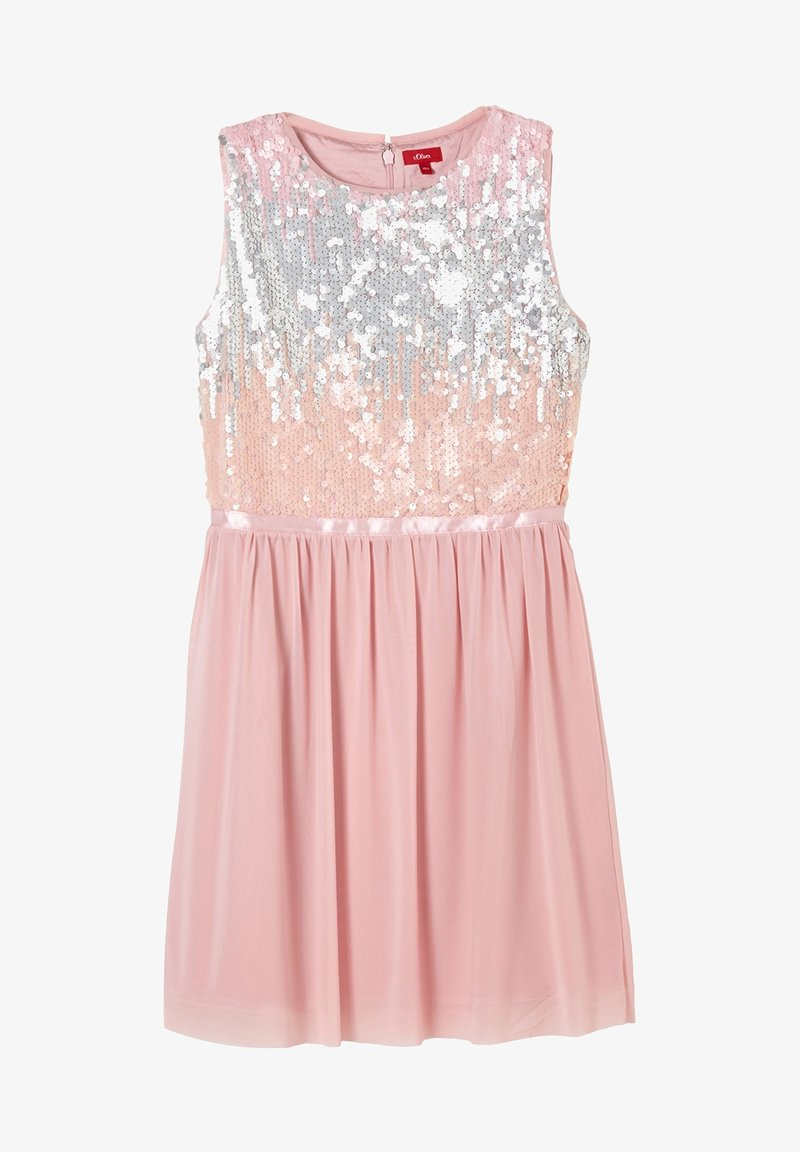 s.Oliver - Cocktail dress / Party dress - light pink
