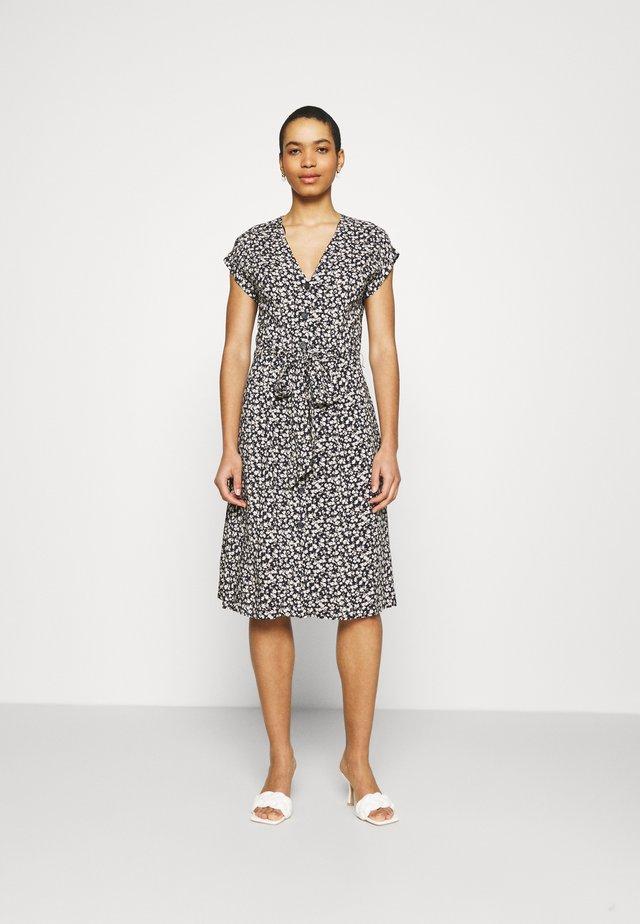 DRESS INGRID - Sukienka koszulowa - navy