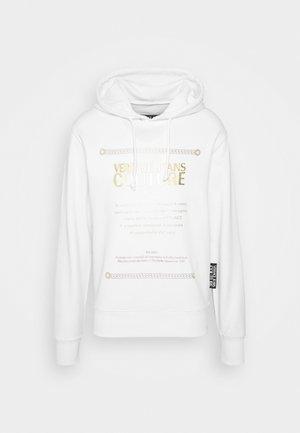 FELPA - Bluza z kapturem - white