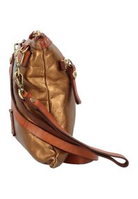 Campomaggi - Across body bag - bronzo+t/cognac - 3