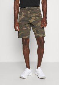 GAP - IN PRINTED - Shorts - khaki - 0