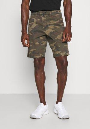 IN PRINTED - Shorts - khaki