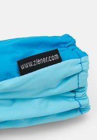 Ziener - LIWI MINIS GLOVE UNISEX - Lapaset - blue aqua - 2