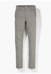 s.Oliver - Straight leg jeans - grey - 1