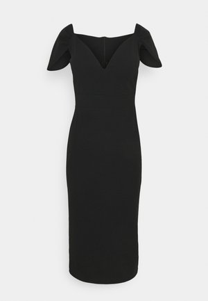 MARIANNA DRESS - Robe de cocktail - black