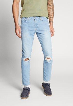 512™ SLIM TAPER - Slim fit jeans - pelican mid