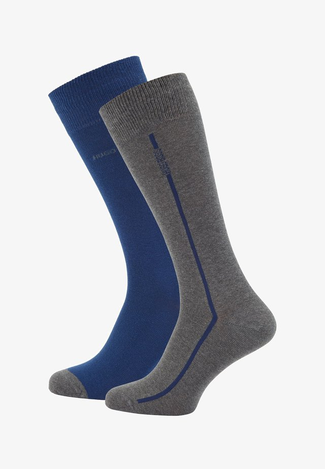 2P RS - Socks - grey
