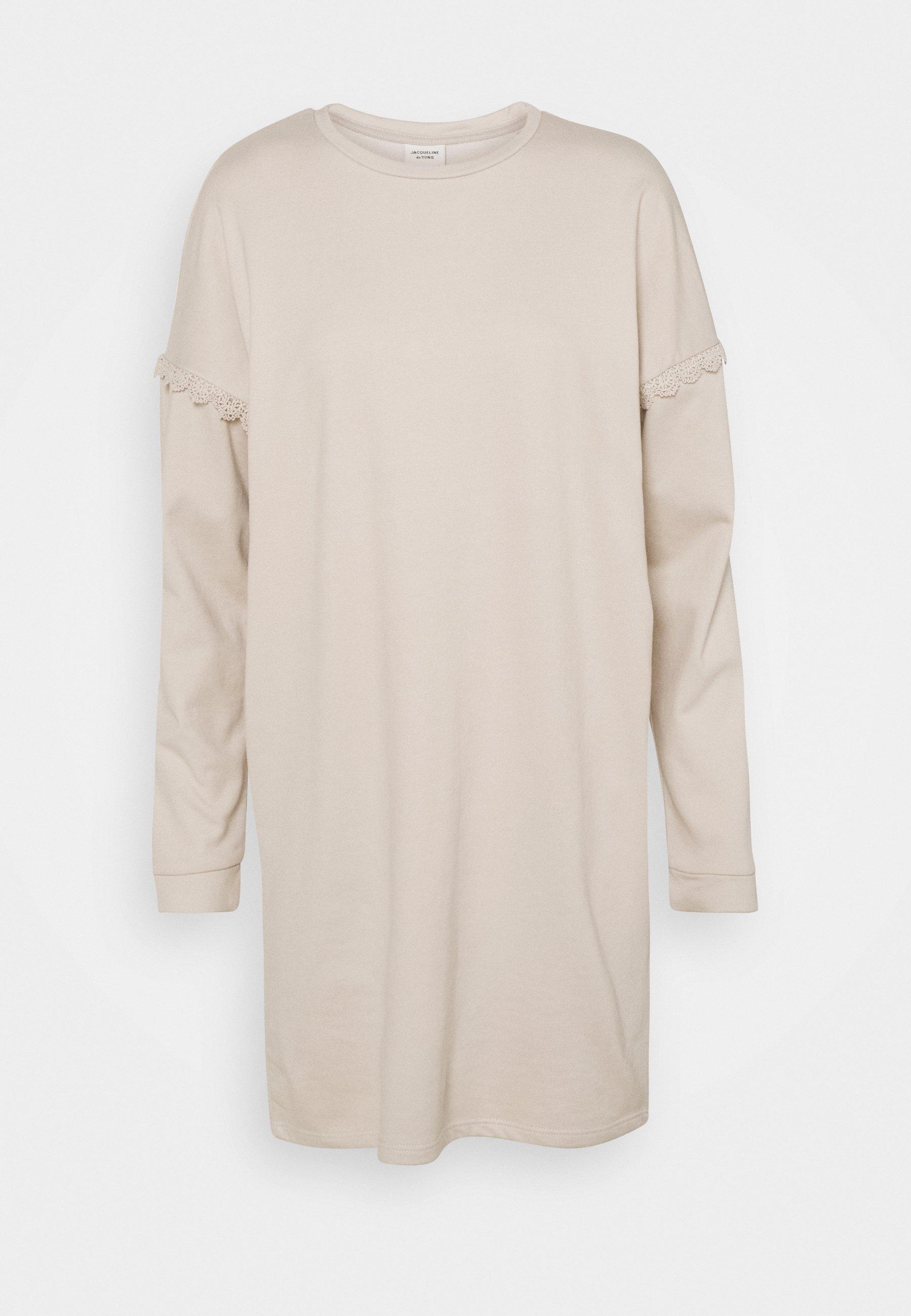Women JDYRIKKE LIFE CROCHET DRESS - Day dress
