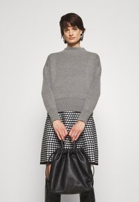 HUGO - SAMALY - A-line skirt - multi-coloured - 3