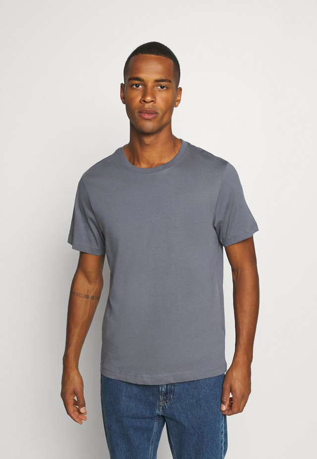 T-shirts - greyish blue