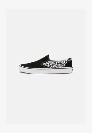 CLASSIC UNISEX - Sneaker low - black/asphalt