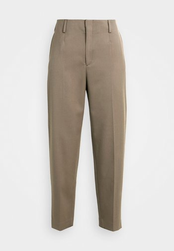 KARLIE TROUSER - Trousers - grey taupe