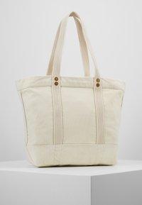 Polo Ralph Lauren - FLAG TOTE - Shopping Bag - ecru - 2