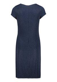 Vera Mont - Shift dress - dark blue/dark blue - 3