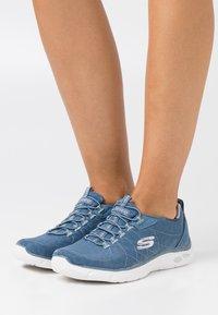 Skechers - EMPIRE - Zapatillas - slate - 0
