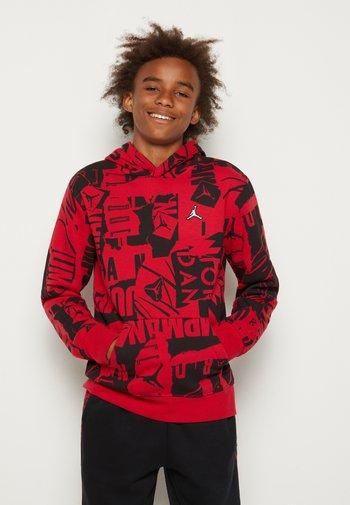 ESSENTIALS UNISEX - Sweatshirt - gym red