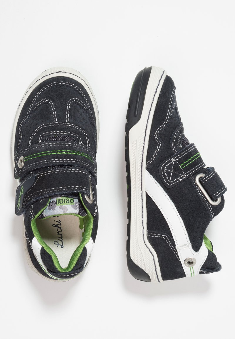Lurchi - BRUCE - Touch-strap shoes - atlantic
