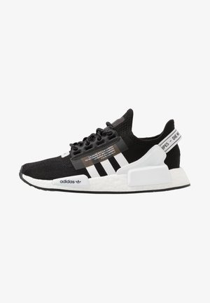 NMD_R1.V2 - Sneakersy niskie - core black/footwear white