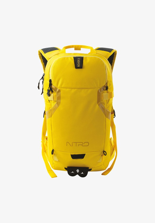 ADVENTURE ROVER  - Hiking rucksack - cyber yellow