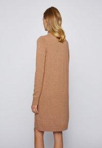 BOSS - C_FABELLETTA - Day dress - light brown - 1