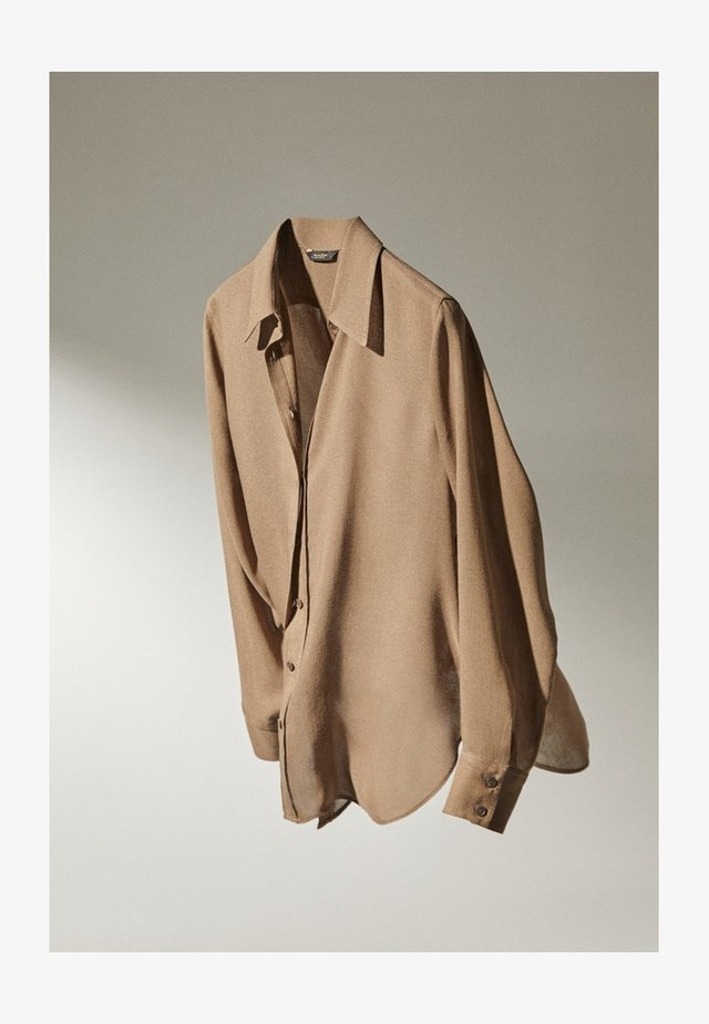 Koszula - brown
