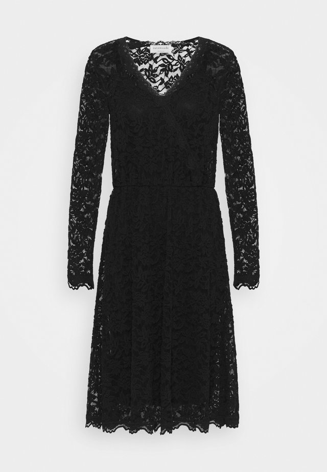 DRESS - Vestido de cóctel - black