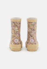 Wheat - BOOTS ALPHA UNISEX - Wellies - rose - 2