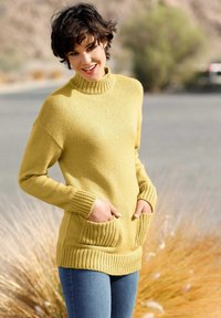 Dress In - Jumper - gelb - 2