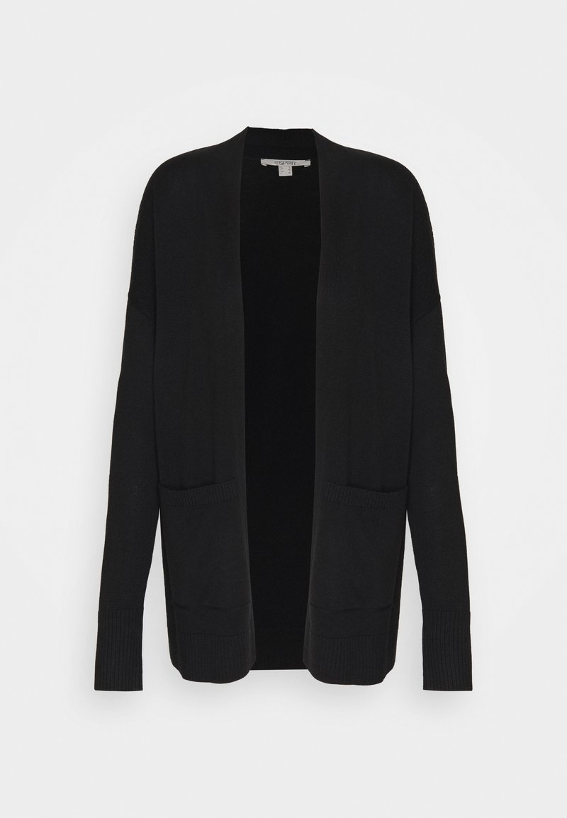 Esprit - Cardigan - black