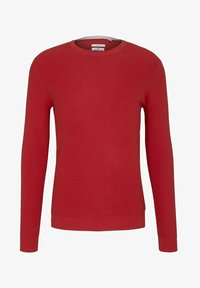 TOM TAILOR - Jumper - powerful red - 4