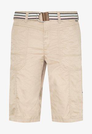 F PLAY BERMUDA - Short - beige