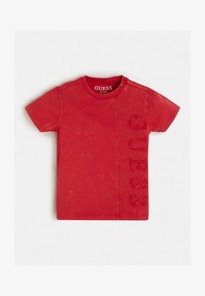 Camiseta estampada - rot