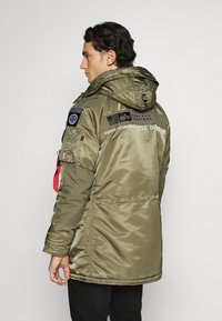 Alpha Industries - AIRBORNE - Cappotto invernale - stratos - 3