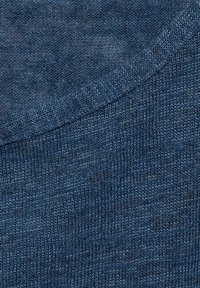 Street One - IM LEINEN LOOK - Basic T-shirt - blau - 4
