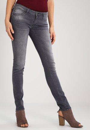 LINDY - Jeans Slim Fit - grey  glam