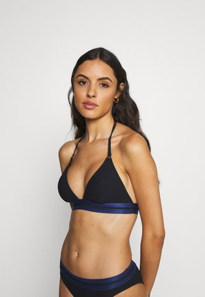 ÉTRAT TRIANGLE - Bikini top - noir