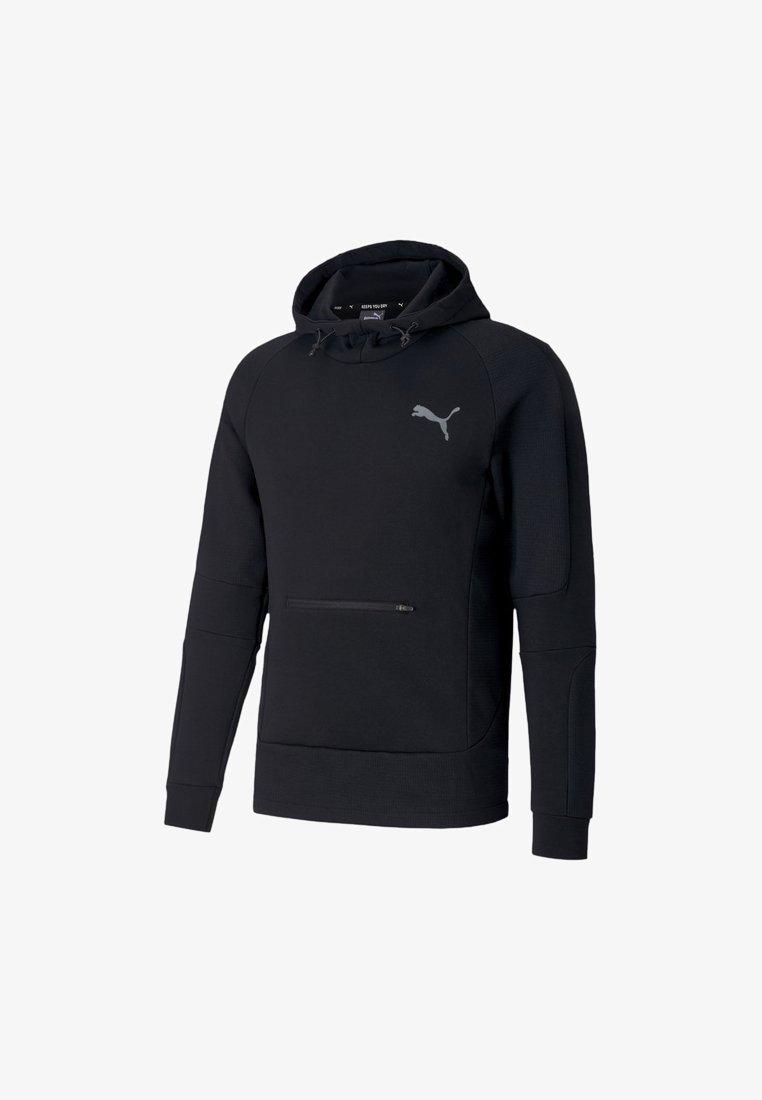 Puma - Sweat à capuche - black