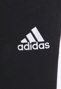 adidas Performance - CUT - Spodnie treningowe - black/white - 4