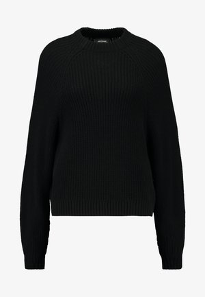 GITTY  - Strikpullover /Striktrøjer - black