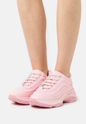 VEGAN LIZZIES - Tenisky - pink
