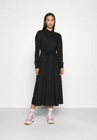 ONLY - ONLESTER DRESS - Day dress - black - 0