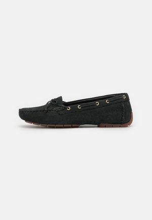 Moccasins - black