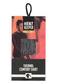 Heat Keeper - THERMO - Long sleeved top - back melange - 1
