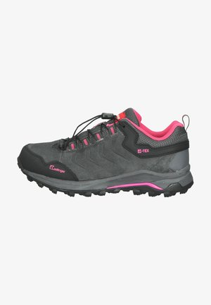 Sneakers laag - charcoal/pink