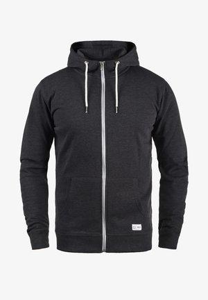 TAMBO - Zip-up hoodie - dark grey melange