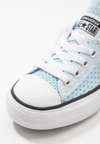Converse - CHUCK TAYLOR ALL STAR KIDS - Trainers - agate blue/black/white - 2