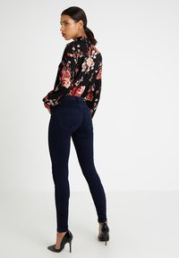 ONLY - ONLROYAL - Jeans Skinny - dark blue denim - 2