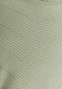 Seafolly - SEASIDE SOIREE V NECK CROP - Bikini-Top - thyme - 6