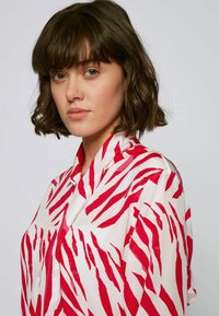 BOSS - BANSUMA - Button-down blouse - patterned - 3
